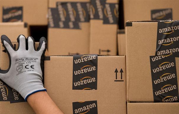 Amazon desafía a las paqueteras