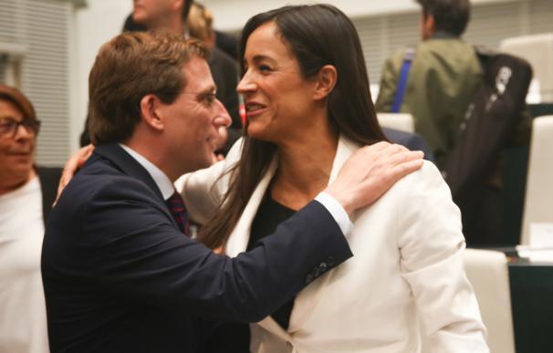 José Luis Martínez Almeida es proclamado alcalde de Madrid con los votos de PP, Cs y Vox. /Europa Press