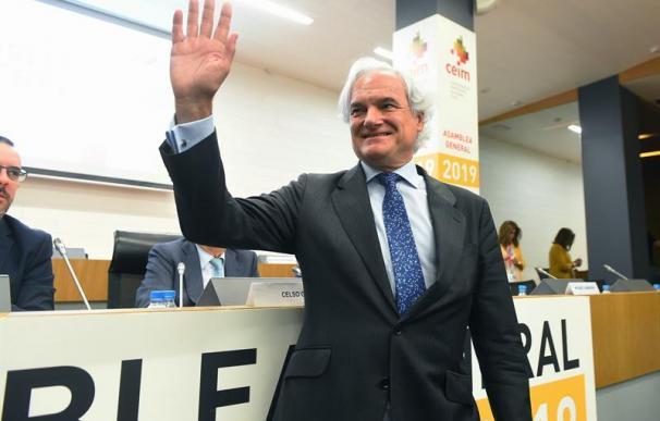 Miguel Garrido, presidente de CEIM