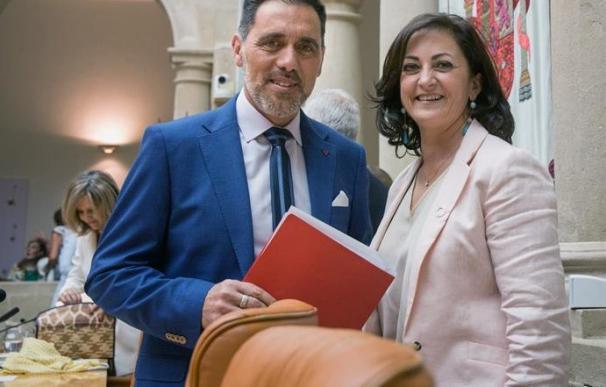 Concha Andreu presidirá La Rioja