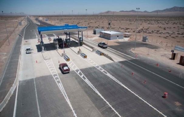 Sacyr cierra la financiación de su quinta autopista de Chile por 148 millones de euros