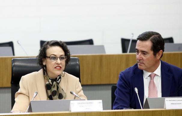 Fotografía Magdalena Valerio y Antonio Garamendi / EP