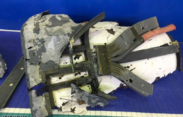 Drone derribado EEUU Irán