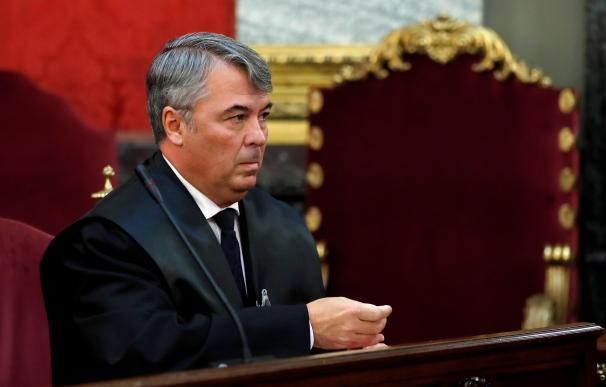 Agustín Martínez,abogado de los acusados de La Manada