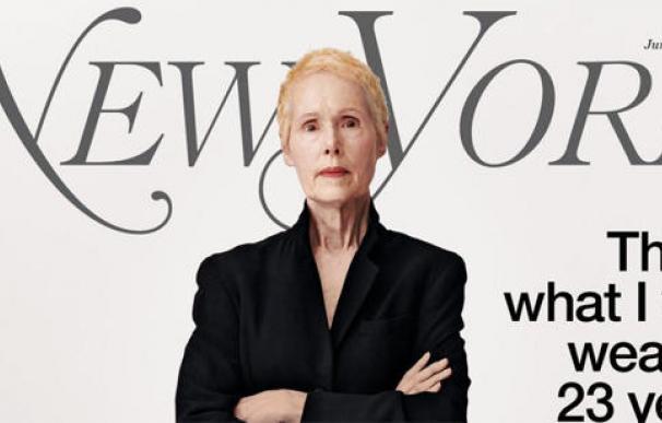 Elizabeth Jean Carroll en la portada del 'New York Magazine'. /L.I.