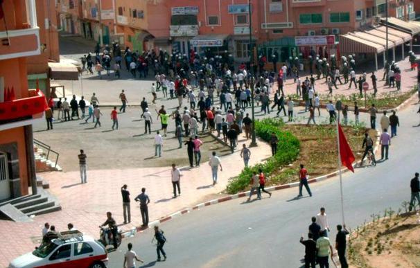 Siete muertos en el Sáhara Occidental en los disturbios más graves de este año