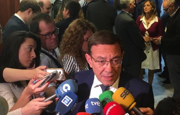 Juan Vázquez, candidato de Ciudadanos en Asturias