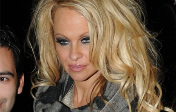 Pamela Anderson quiere incorporarse a la ONU
