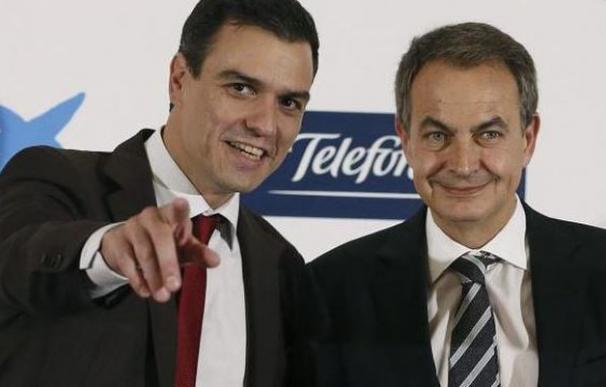 Venezuela y Cataluña, claves para la reconciliación entre Zapatero y Sánchez