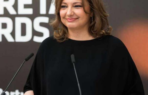 Marta Álvarez Guil, El Corte Inglés, alta