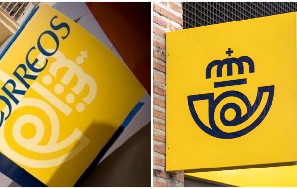 Nuevo logo de Correos