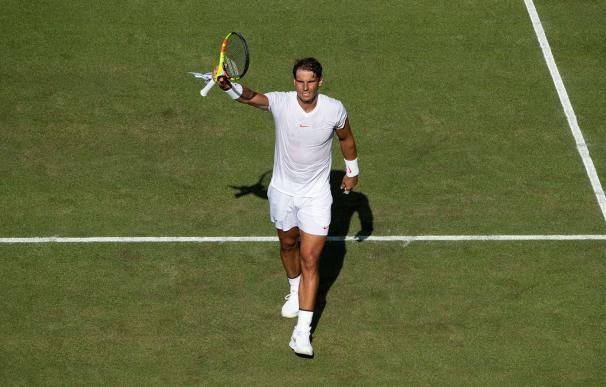 Federer en Wimbledon