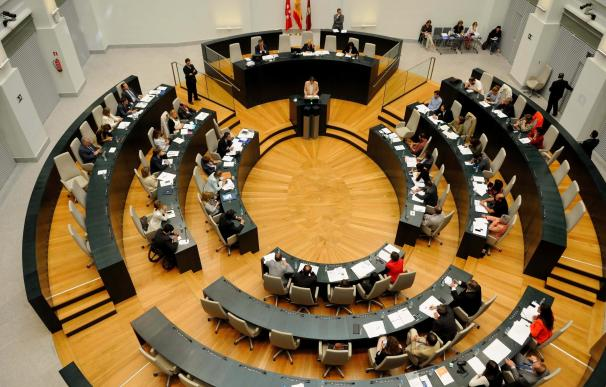 La reprobación de los responsables de la venta a Fidere, el PEF y el reglamento de EMVS, en el segundo Pleno de Madrid