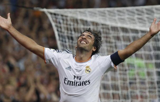 Raúl González podría ser entrenador del Real Madrid en un futuro.