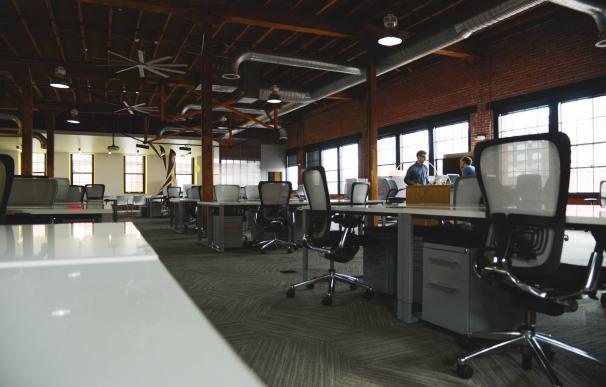 La oficina abierta ha llegado para quedarse. / Pexels