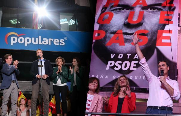 La quiebra del Popular deja sin crédito a PSOE y PP: admiten tensiones financieras
