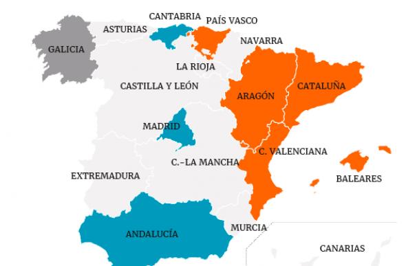 Mapa VTC
