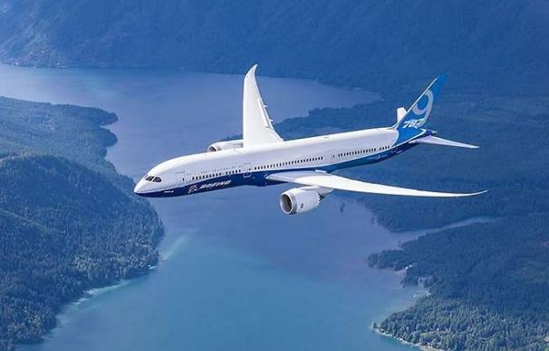 El modelo 787 Dreamliner está también bajo sospecha. /Boeing
