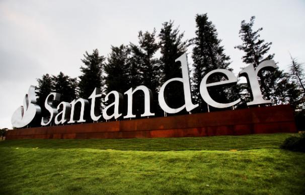 Fotografía ciudad financiera Santander