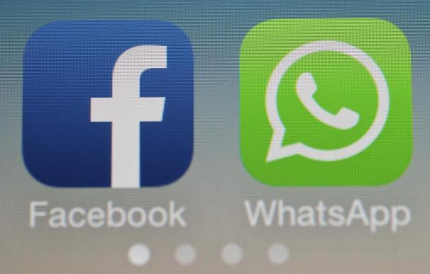 Facebook más Whatsapp, un movimiento defensivo