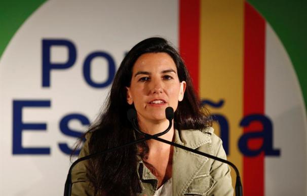 Rocío Monasterio, de Vox