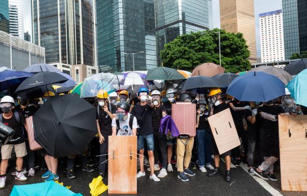 Hong Kong protestas