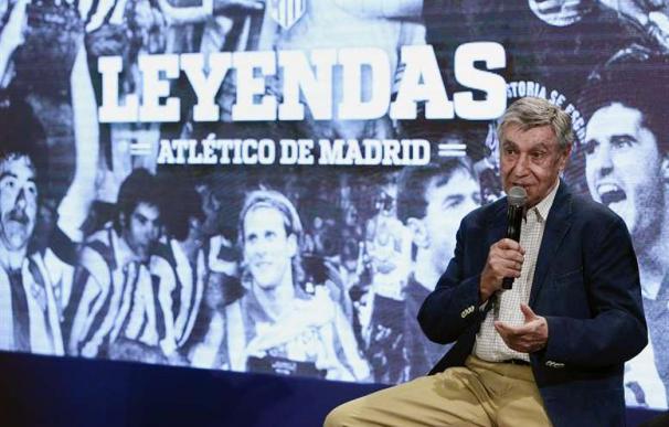 El exfutbolista José Eulogio Gárate