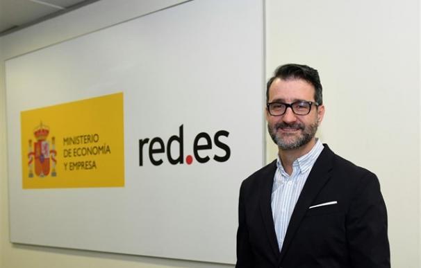 El director general de Red.es, David Cierco / Red.es