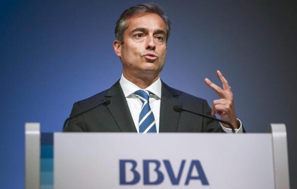 Ángel Cano dice que BBVA concederá 100.000 millones a pymes y empresas este año