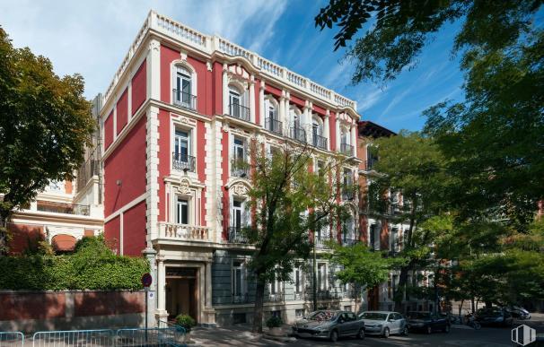 El edificio de Lladó en Madrid