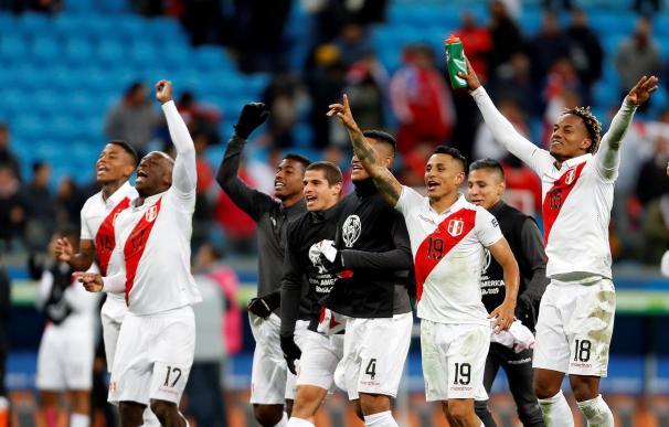 Los peruanos han dado la gran sorpresa al pasar a la final del torneo
