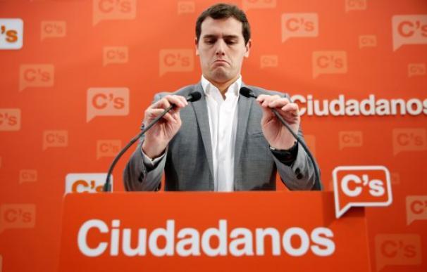 Albert Rivera, líder de Ciudadanos. /EFE