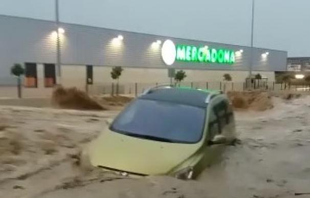 Inundaciones Tafalla