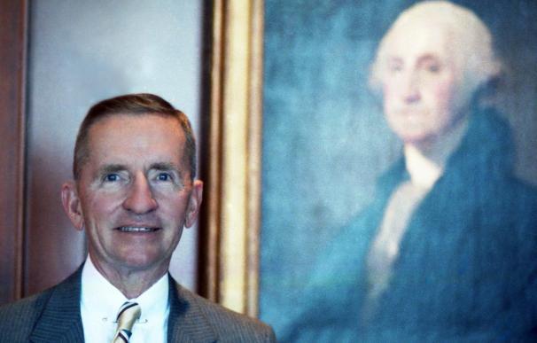Ross Perot, candidato republicano en las elecciones de 1992 y 1996