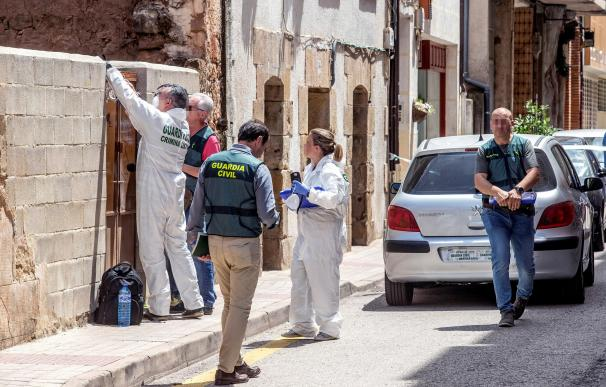 Asesinato en Salas