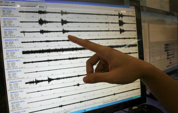 Un seísmo de magnitud 5,6 en la escala de Richter sacude una provincia costera de Ecuador