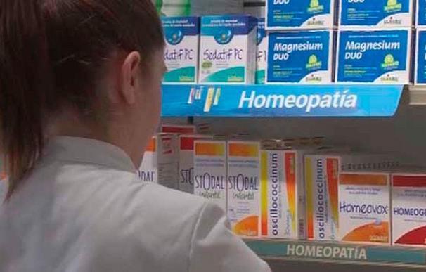 La homeopatía se resiente en España.
