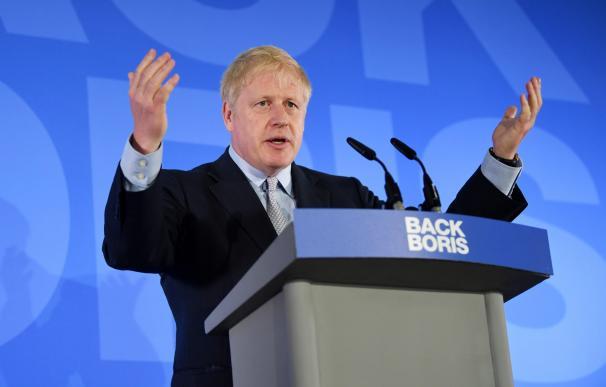 Boris Johnson logra más del 33% de apoyos en la primera votación de las primarias conservadoras