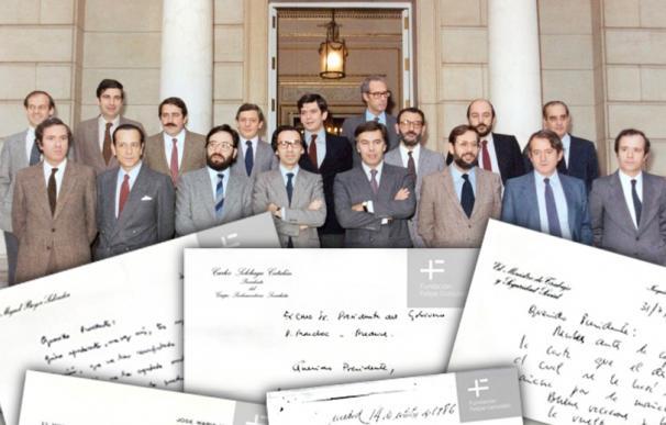Críticas de Solchaga, 'errores' de Boyer... El archivo económico de Felipe Gónzalez