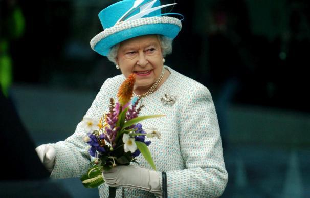 La reina Isabel II, con gastroenteritis