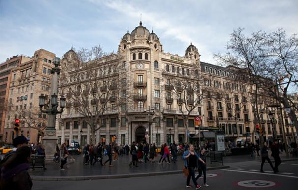 Plaza de Cataluña 23