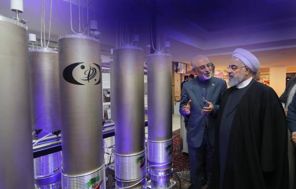 Irán reduce su compromiso nuclear: superará hoy el nivel de enriquecimiento de uranio