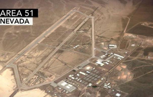 El Área 51 es un campo de entrenamiento de la Fuerza Aérea de EEUU. /L.I.