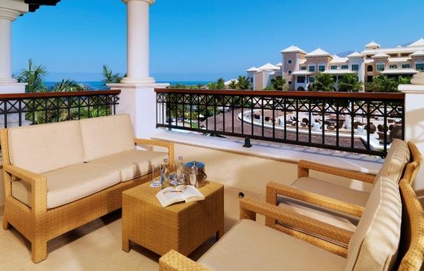 El hotel Gran Meliá Palacio de Isora (Tenerife), galardonado como 'Mejor Resort' de España