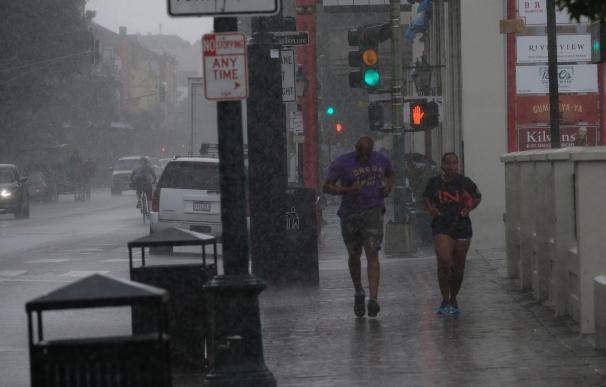 Nueva Orleans se prepara para 'Barry', la tormenta tropical que comparan con el 'Katrina'