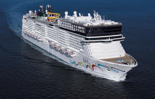 El crucero más grande de Norwegian operará todo el año desde Barcelona a partir de 2015