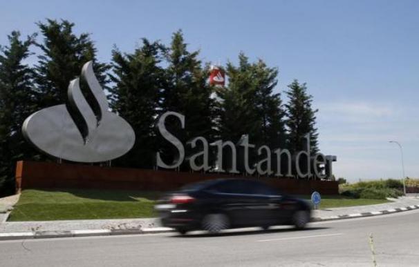 Sede del Banco Santander - EFE