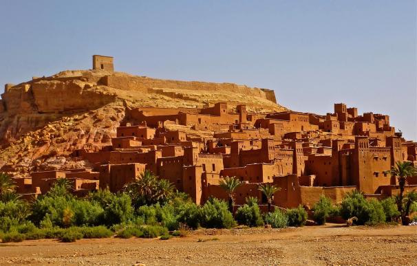 Ait-Ben-Haddou, en Marruecos