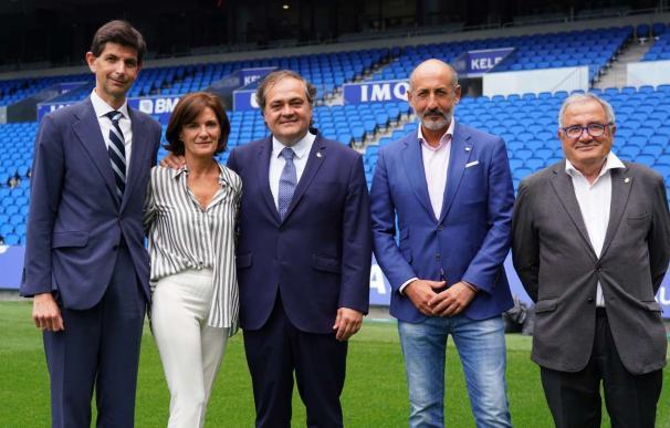 Athletic, Eibar, Alavés, Osasuna y la Real acuerdan fijar las entradas a 25 euros. / Real Sociedad