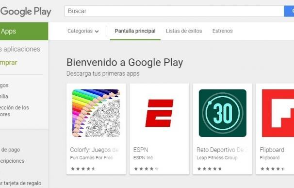 Google retira 7 aplicaciones diseñadas para espiar el móvil de los empleados, la pareja y los niños. / Google